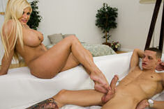 Shyla Stylez magical feet